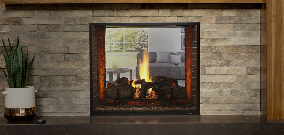 The Woodstove Fireplace & Patio Shop - Gas Fireplace in Littleton, MA