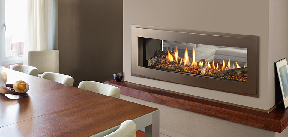 The Woodstove Fireplace & Patio Shop - Gas Fireplace in Concord, Lincoln, MA