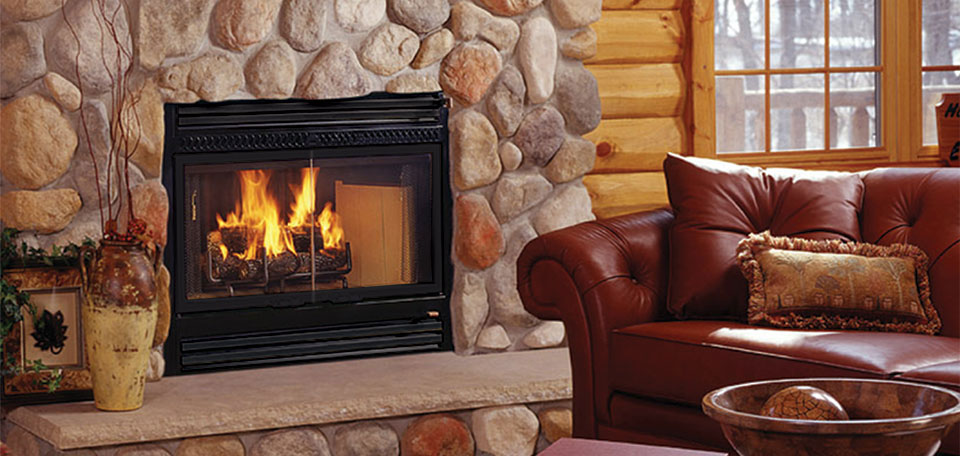 The Woodstove Fireplace & Patio Shop - Gas Fireplace Inserts