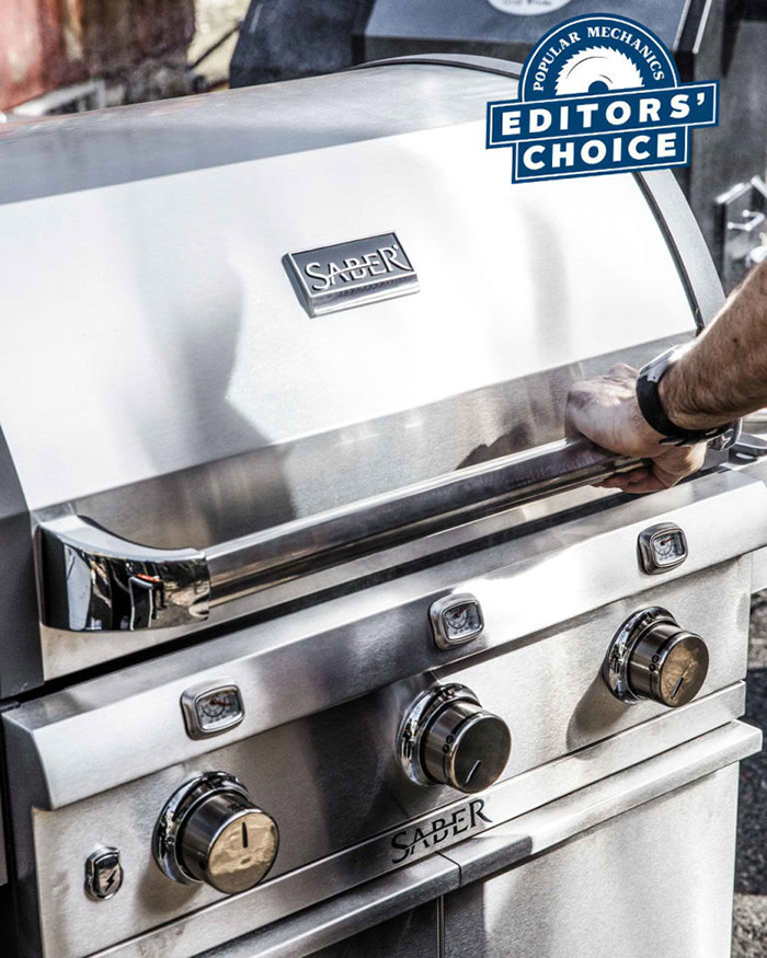 Woodstove Fireplace & Patio Shop - Saber Grills