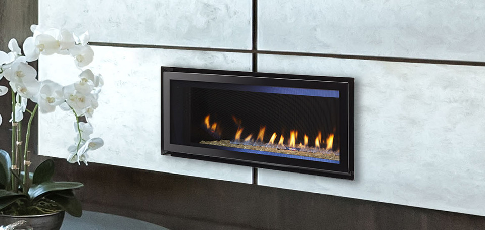 Fireplace Inserts Heating With Natural Gas Is Attractive And Easy