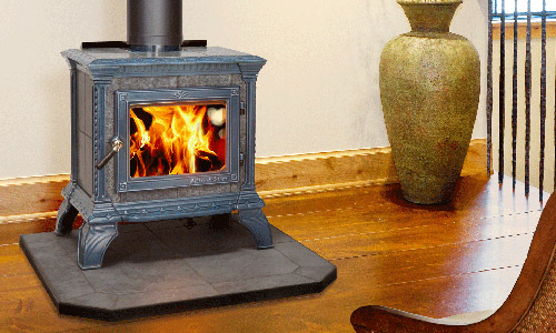 Woodstove Fireplace & Patio Shop - HearthStone wood burning stoves in Littleton, Acton, MA