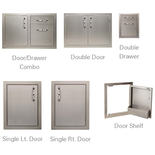 Access Doors and Drawers