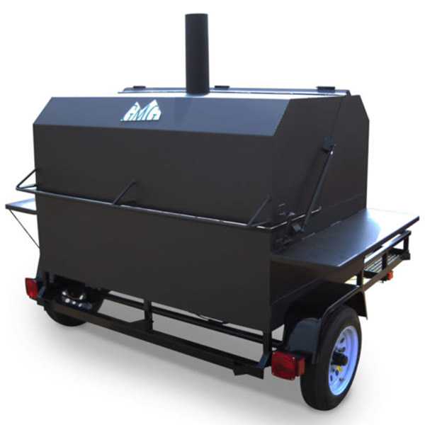 Big Pig Trailer Rig - Prime WiFi Black