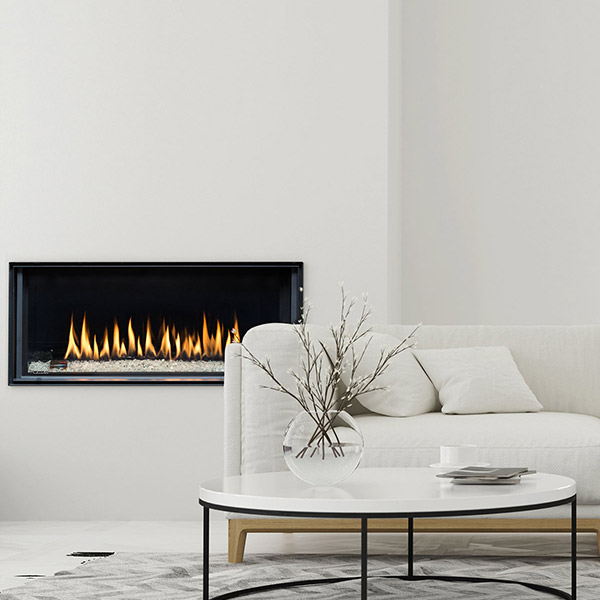 D3615 - Linear Gas Fireplace