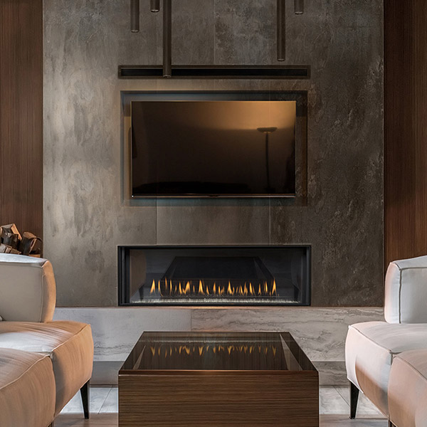 D4815 - Linear Gas Fireplace