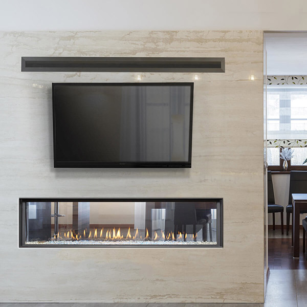 D6315ST - Linear Gas Fireplace