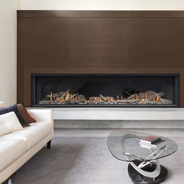 D7215 - Linear Gas Fireplace
