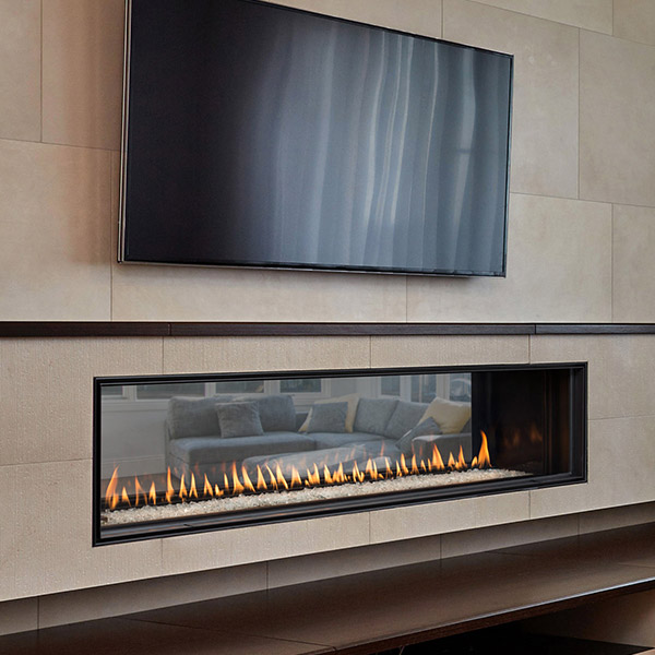 D7215ST - Linear Gas Fireplace