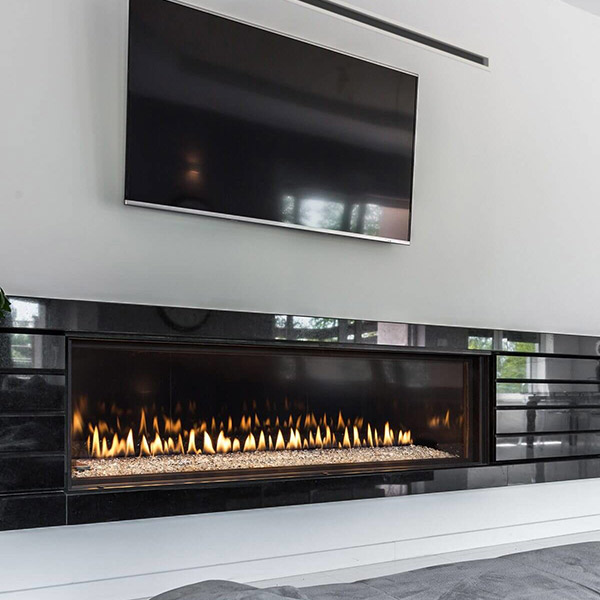 DL6315 - Linear Gas Fireplace