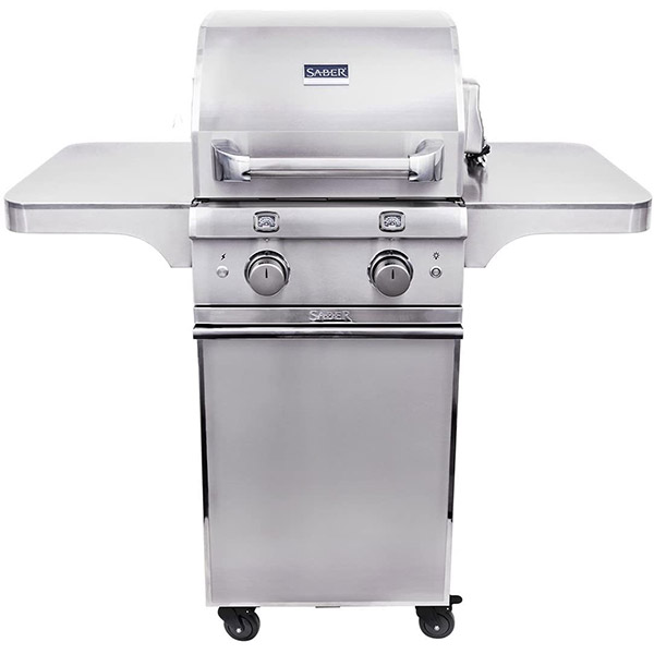 Elite Series 2-Burner Gas Grill R33SC0717