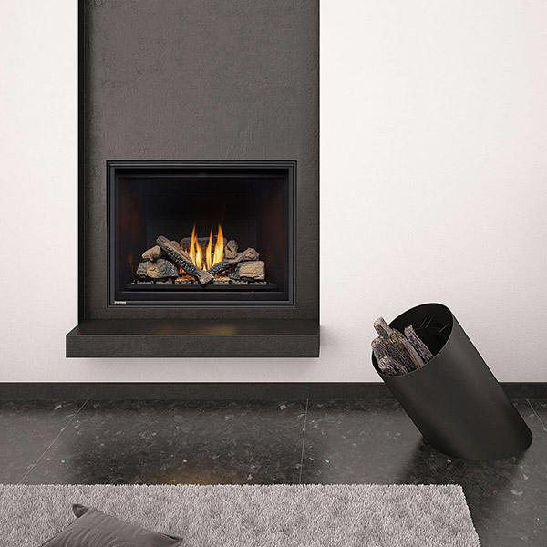 H38DF - Traditional Gas Fireplace