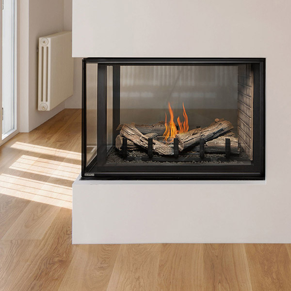 H38DFPFC - Multi-Sided Fireplace