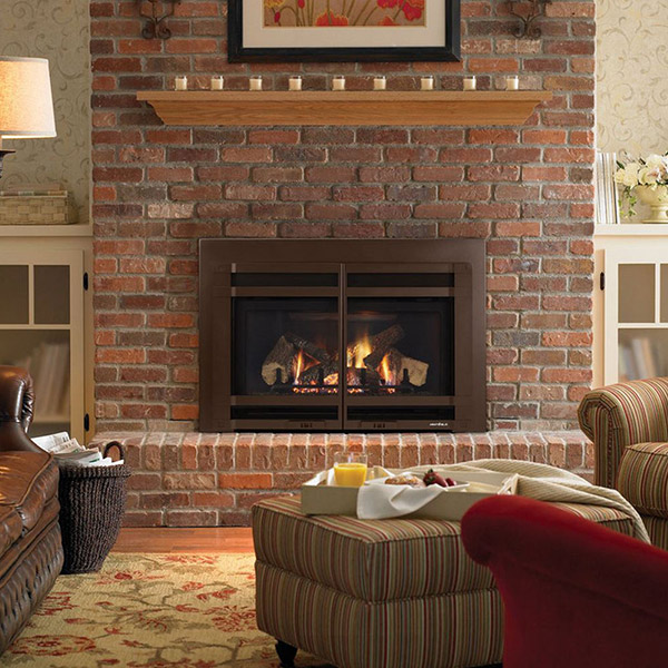 The Woodstove Fireplace & Patio Shop - Gas Fireplace Insert