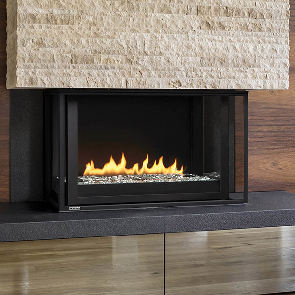 HL38DFPRC - Multi-Sided Fireplace
