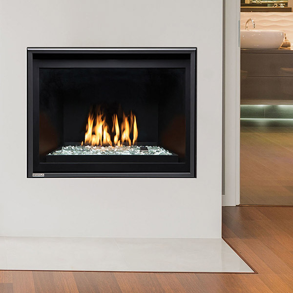 HLB34DF - Linear Gas Fireplace
