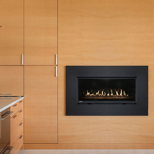 P42DF - Linear Gas Fireplace
