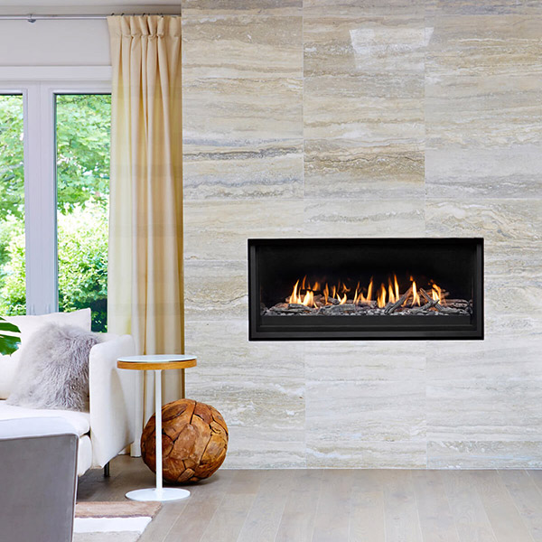 P52DF - Linear Gas Fireplace