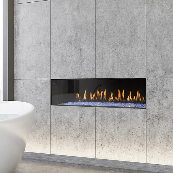 PC3 - Frameless Linear Fireplace