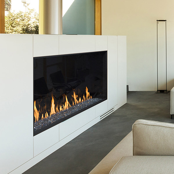 PC5 - Frameless Linear Fireplace