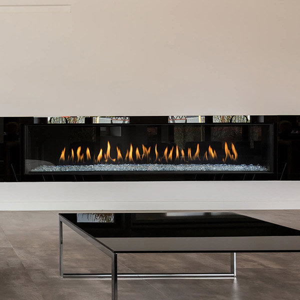 PC6 - Frameless Linear Fireplace
