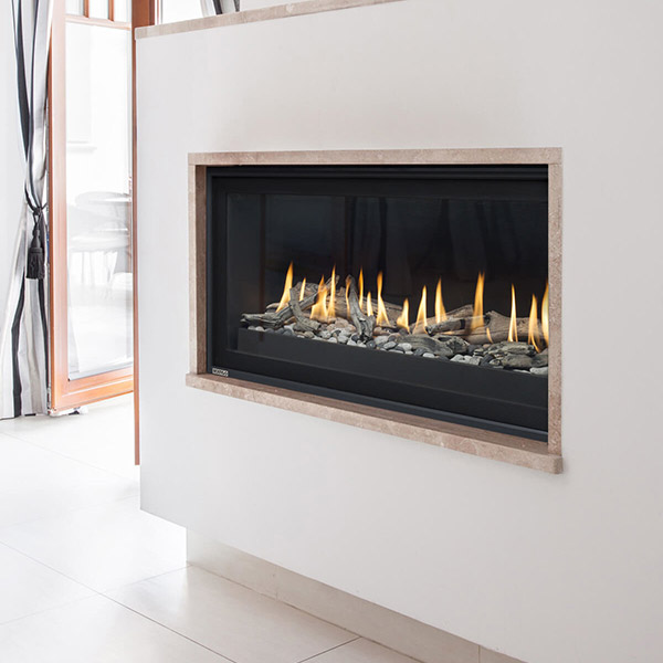 PL52DF - Linear Gas Fireplace