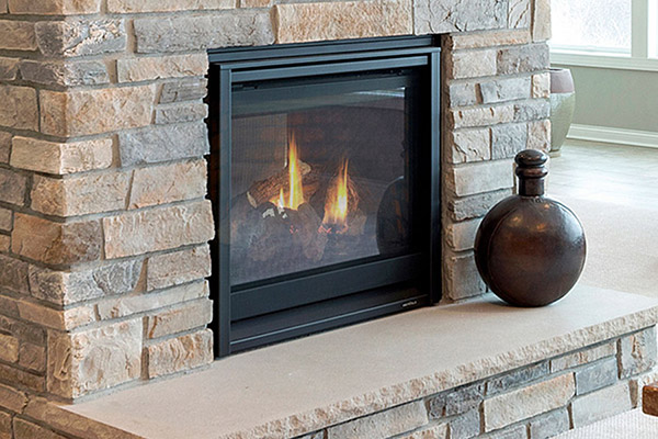 ST-36TR & ST-36TRB See-Through Gas Fireplaces