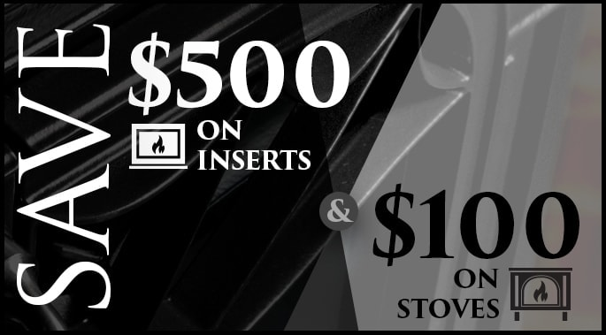 The Woodstove Fireplace & Patio Shop - Vermont Castings Promotion